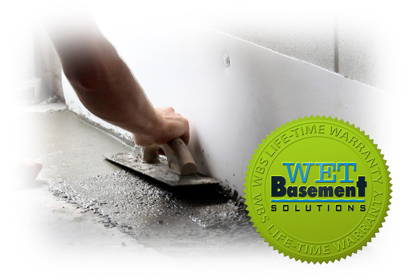 Life-Time Guarantee on waterproofing services